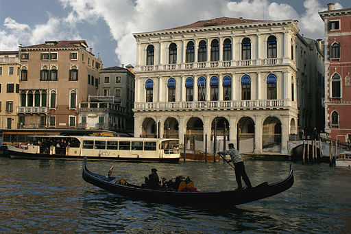 Venecia destino magico taringa for Scuola sansovino venezia