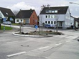 Hasenstraße in Monheim am Rhein