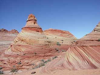 Coyote Buttes - Image: Verm coyote buttes