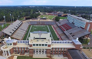 Veterans Memorial Stadium (Troy University)