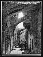 Via Dolorosa. Fifth Station of the Cross LOC matpc.12180.jpg