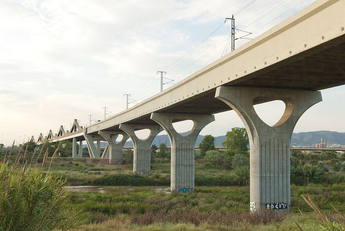 Viaducte de sant boi de llobregat viquip dia l - Sofas sant boi de llobregat ...