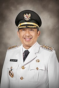 Vice Mayor of Bandung Yana Mulyana.jpg