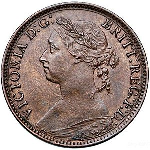 Farthing (British coin)