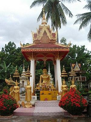 Vientiane Budda