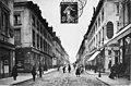 Vieux tours, rue royale, rue nationale, 1910, auteur inconnu, angle rues des halles, scellerie.jpg