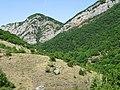 View of Countryside and Shushi Cliffs - Karintak - Near Shushi - Nagorno-Karabakh (18557397743).jpg