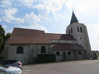 Villeneuve-sous-Dammartin Commune in Île-de-France, France