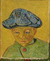 Vincent van Gogh - Portret van Camille Roulin.jpg