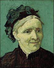 Vincent van Gogh - Portret van de moeder van de kunstenaar.jpg