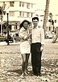 Violeta Stamenic and Dejan Stojanovic, Miami Beach, Florida, 1991 (2).jpg