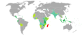 Visa requirements for Malagasy citizens.png