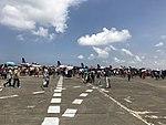 Visitors at Gangshan Air Force Base Open Day 20170812ic.jpg
