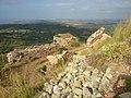 Vista de la costa norte de la Iisla de Menorca desde el Castillo de Santa Agueda 20180702 185600 Richtone(HDR).jpg