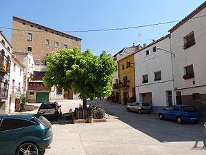 Preixens - Centre of Preixens
