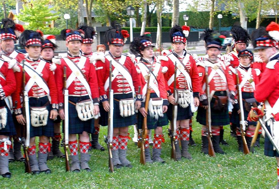 Vitoria - Recreación histórica de la Batalla de Vitoria, bicentenario 1813-2013 021