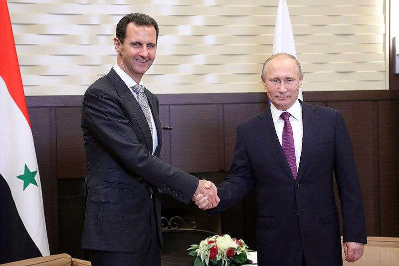 File:Vladimir Putin and Bashar al-Assad (2017-11-21) 02.jpg