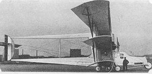 Voisin Triplane - 1915 Triplane