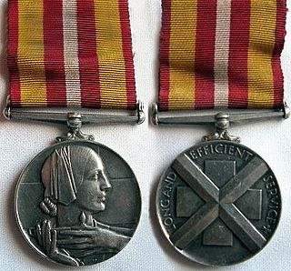 Voluntary Medical Service Medal