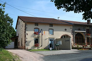 Vomécourt Commune in Grand Est, France