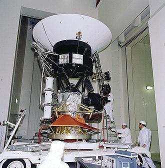 Voyager 2 - Image: Voyager Testing 1976 PIA21732