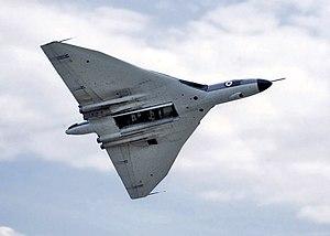 V bomber - Avro Vulcan