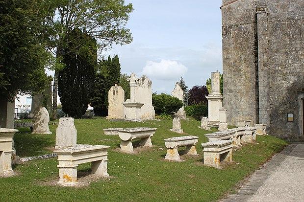Monument historique à Vaux-sur-Mer