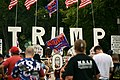 "WASHINGTON DC, SEPT 16 2017- The ""Mother of All Rallies"" event in support of Donald Trump draws a small group to the National Mall. (36872136060).jpg"