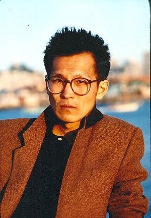 Schauspieler Wayne Wang
