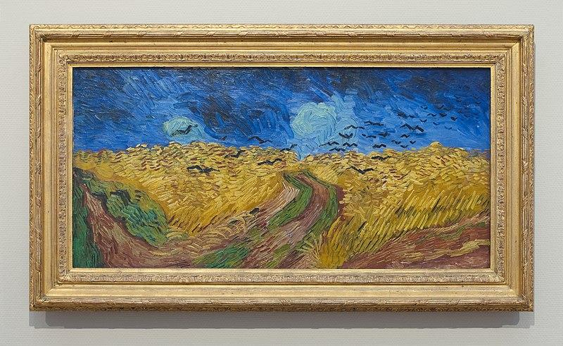 File:WLANL - Pachango - Korenveld met kraaien, Vincent van Gogh (1890).jpg
