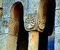 WLM14ES - Finestra del castell de Sant Martí Sarroca. - Angela LLop.jpg