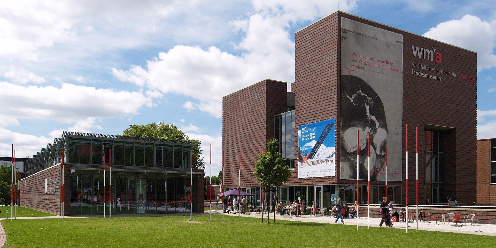 LWL Museum Fr Archologie Wikipedia