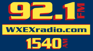 WXEX (AM) - Logo used between August 2011 until August 20, 2015