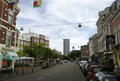 Wagenstraat, The Hague, seen in eastern direction (2016).png