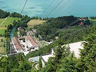 Walchensee Hydroelectric Power Station - Image: Walchkraft