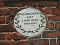 Wall Plaque - geograph.org.uk - 729421.jpg