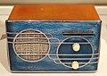 Walter dorwin teague per sparton corporation, radio sparton 500c , jackson (MI) 1939.jpg