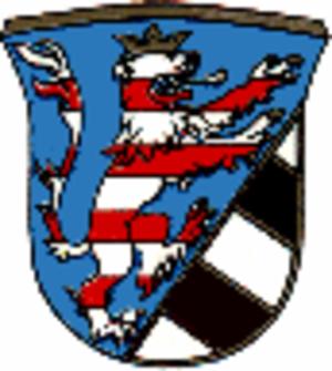 Barchfeld - Image: Wappen Barchfeld