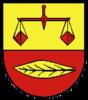 Wappen von Büchenau