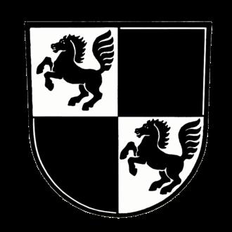 Gerabronn - Image: Wappen Gerabronn