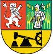 Coat of arms of Lauchhammer