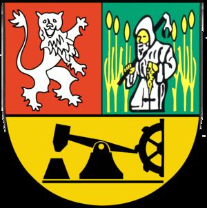 Lauchhammer - Image: Wappen Lauchhammer