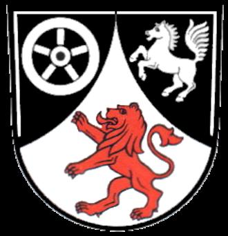Wallhausen, Baden-Württemberg - Image: Wappen Wallhausen Wuerttemberg