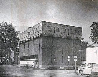 A. D. German Warehouse - A.D. German Warehouse circa 1975-1976