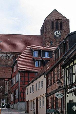 Waren (Müritz) - Saint George's Church