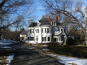 Warren E. Sherburne House - Warren E. Sherburne House