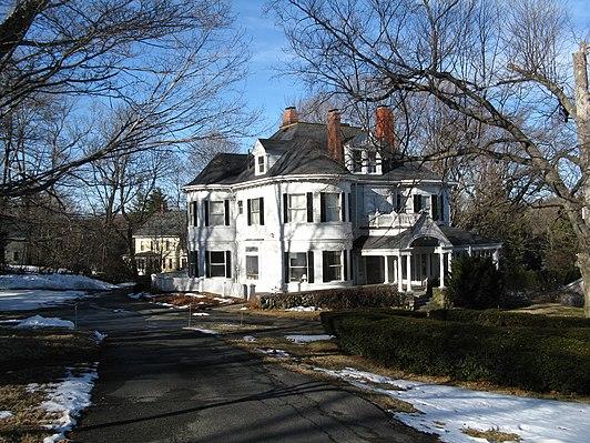 Warren E. Sherburne House