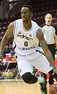 Warren Ward (basketball) Canadian basketball player