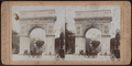 Washington Arch, from Robert N. Dennis collection of stereoscopic views.png
