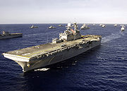 Wasp-class Amphibious Assault Ship USS Bonhomme Richard (LHD-6)